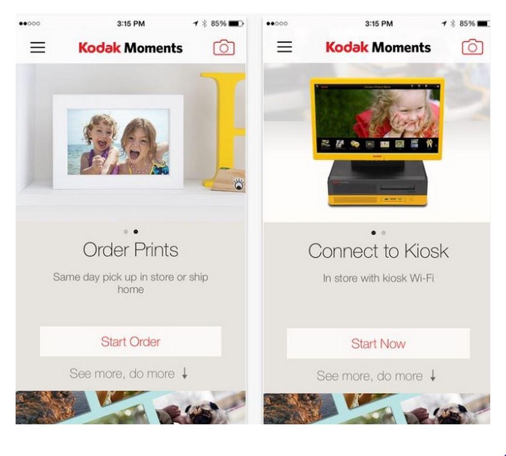 The week in social: Messenger for business, Kodak Moments